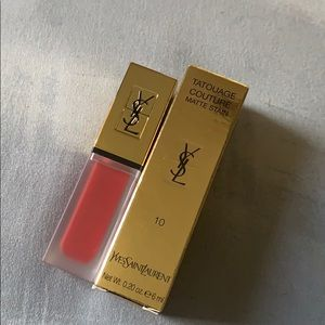 YSL Tatouage Couture Matte Stain Shade 10